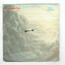 """Mike OLDFIELD Vinyle 45T SP 7"""" FIVE MILES OUT - LIVE PUNKADIDDLE - VIRGIN 103920"""