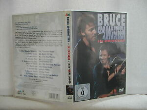 DVD Bruce Springsteen in Concert - FSK 0