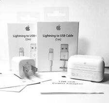 Lightning Cable 3/6/10FT USB Charger Cord for Apple iPhone 7 6S Plus 6 5