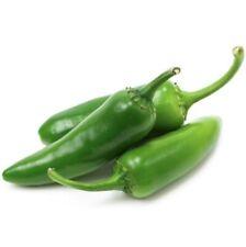 30 Jalapeno Pepper Seeds Non-GMO