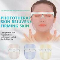 Led Light Therapy Mask Beauty Skin Care Spa Machine New E7E7