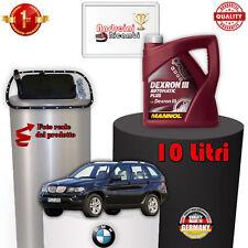 TAGLIANDO CAMBIO AUTOMATICO E OLIO BMW E53 X5 3.0 d 160KW DAL 2004 -> /1042
