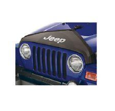 NEW 2001-2006 Jeep Wrangler TJ Hood Cover Front End Bra Protector Kit Mopar OEM