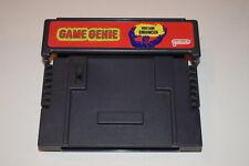 Game Genie Super Nintendo SNES Video Game Cart