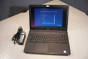 """Dell Latitude 3590 15.6"""" Windows 10 Intel i5-8250u 1.6GHz 8GB 256GB SSD NVMe"""
