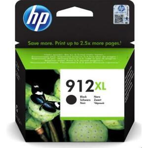 HP 912XL CARTUCCIA ORIGINALE 3YL84AE BLACK COMPATIBILE CON STAMPANTI A GETTO