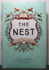 THE NEST by Cynthia D'Aprix Sweeney, signed & dated 1st/1st hardback book