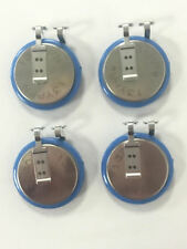 4 (PCS) Maxell CR2050HR Lithium Buttom Battery 3V Coin Cell Tab-welded