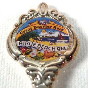 Souvenir / Collector Spoon, Airlie Beach Qld, Great Barrier Reef