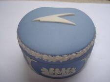 More details for c1969 b.o.a.c.airline co wedgewood jasperware souvenir trinket box