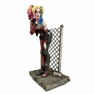 Harley Quinn Dceased Gallery PVC Diorama Statue 20cm Diamond Select deceased