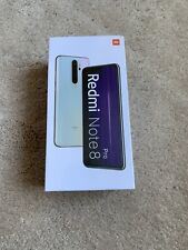 Xiaomi Redmi Note 8 Pro Android Phone 128GB Ocean Blue- BRAND NEW SEAL.