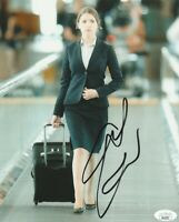 "ANNA KENDRICK SIGNED ""UP IN THE AIR"" 8x10 PHOTO! PITCH PERFECT TROLLS JSA COA"
