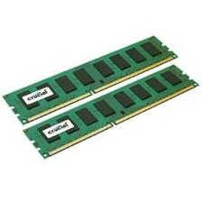 Crucial Technology CT2KIT102464BD160B 16gb Ddr3 1600 Unbuffered