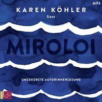 KAREN KÖHLER - MIROLOI (2 X MP3-CDS)  2 CD NEW KÖHLER,KAREN