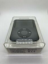 Apple Ipod Nano 3rd 3. Generation Black 8GB Black New New Sealed Sealed