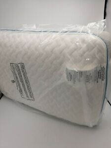 "Serenity by TempurPedic Memory Foam Bed Pillow 24"" x 16"" x 5"" Free Shipping"