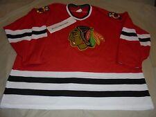 CHICAGO BLACKHAWKS NHL CCM Maska Hockey Jersey XXL Adult