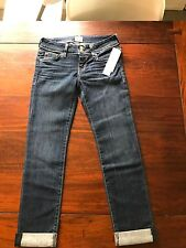 NWT Hudson Jeans Ginny Crop Size 24