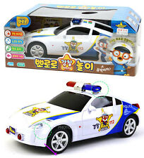 (New) Pororo police car / Pororo playing police car toy (standard & sweety)