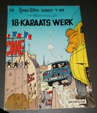 Guus Slim Nr. 13 - 18-karaats werk (°1971 - 1ste druk)