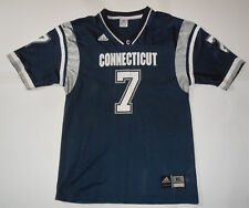 Vintage UCONN UNIVERSITY OF CONNECTICUT HUSKIES #7 NCAA ADIDAS JERSEY Youth XL