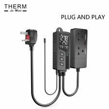 Digital Temperature Controller 220V Heat Thermostat Smart 2200W 10A STC-1000Pro