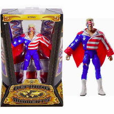 Definición de momentos Sting WWE Elite Wcw Great American Bash-lucha figura.