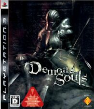Used PS3 Demon's Souls PlayStation 3 JAPAN OFFICIAL IMPORT