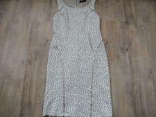 COMMA nice dress cream beige gold Gr. 36 w. new 817