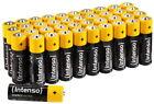 40 Intenso Energy Ultra AA / Mignon Alkaline Batterien im 40er Shrink Pack