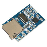 1x GPD2846A TF Card MP3 Decoder Board 2W Amplifier Module for Arduino Blue Z7U6