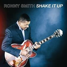 Shake It Up - Ronny Smith (2017, CD NIEUW)