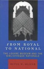 From Royal to National: The Louvre Museum and the Bibliotheque Nationale (Hardba