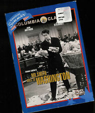 Mr. Smith Goes To Washington (Dvd) James Stewart w/ slipcover.New / Sealed