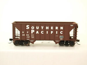 Walthers H0 932-7412 Greenville 100 Ton Twin Hopper SP #465411 in OVP