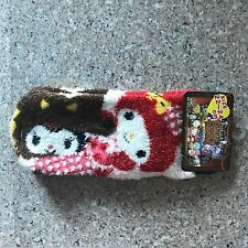 Sanrio Microfiber Socks Fits Size US Women 5.5-9: My Melody & Kuromi