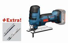 Bosch Professional Akku-Stichsäge GST 18 V-LI S, 5-tlg. Stichsägeblatt-Set, ...