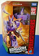 Transformers War for Cybertron Kingdom Voyager Cyclonus Hasbro