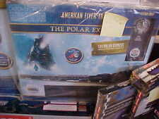 AMERICAN FLYER,,,,#44039-----POLAR EXPRESS PASSENGER SET