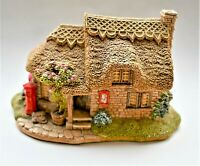 Vintage Lilliput Lane Penny's Post English Collection 1995 9cm wide 7cm tall