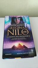 L'AMANTE DELL'IMPERATORE - LA REGINA DEL NILO Cleopatra Javier Negrete 2013