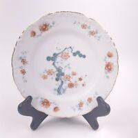6 Pcs Meito Royal M Mikado Dessert Bread Butter Plates (5) & Salad Bowl (1)