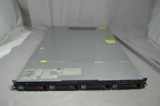 HP StorageWorks D2D2504i Backup System 4 Bay NAS Server w/4x 1TB Drives - EJ002B