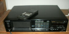 Sony Home 10-CD Changer CDP-C10, includes remote and magazine BUT