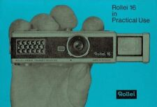 Rollei 16 Instruction Manual Free Ship