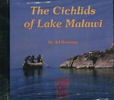 The Cichlids of Lake Malawi, by Ad Konings, CD-ROM