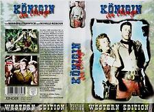 """VHS - """" Königin der BERGE ( Cattle Queen of Montana ) """" (1954) - Ronald Reagan"""