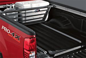 Genuine Nissan Frontier 2005-2015 Sliding Bed Divider Black OEM NEW