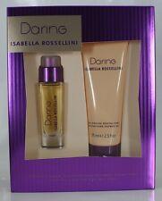 Isabella Rossellini Daring Set 15ml Eau de Parfum + 75ml Shower Gel